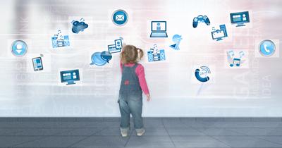 digital native blue